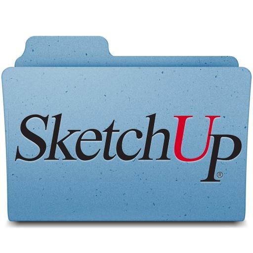 Sketchup Leopard Folder