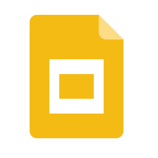 , Service, Presentation, Show, Google, Slide Icon