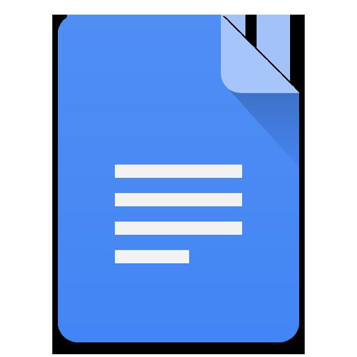 Type Docs Icon Material Iconset Zhoolego