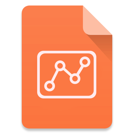 Type Slides Icon Material Iconset Zhoolego