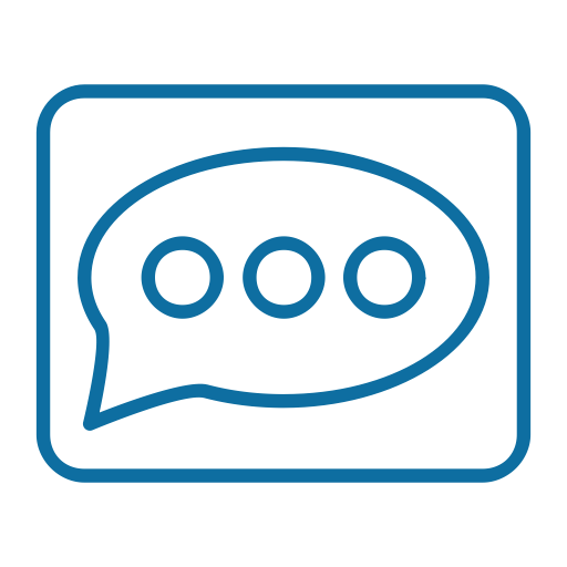 Bubble, Phone, Talk Icon