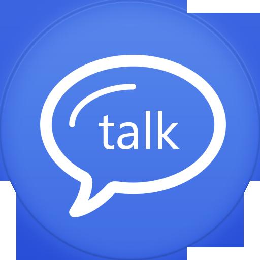 Google Talk Icon Iconshow