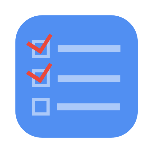 Tasks Icon Free Of Squareplex Icons