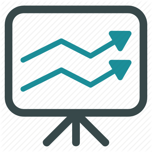 Chart, Easel, Graph, Market Trends, Presentation, Sale Report