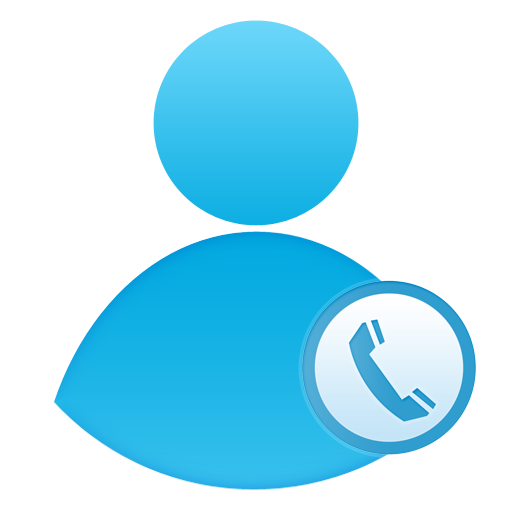 Call User Icons, Free Call User Icon Download