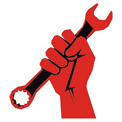 Fist With Wrench Icon Savvy Aviation, Inc