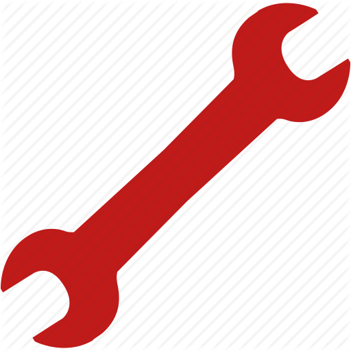Wrench Clipart Service Icon