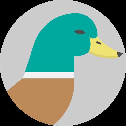 Animals, Animal Kingdom, Duck, Zoo, Wildlife Icon