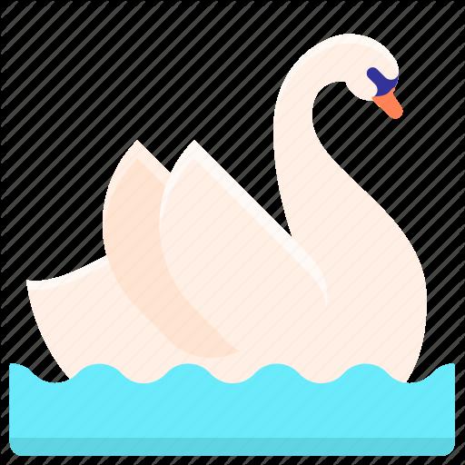 Duck, Goose, Swan Icon