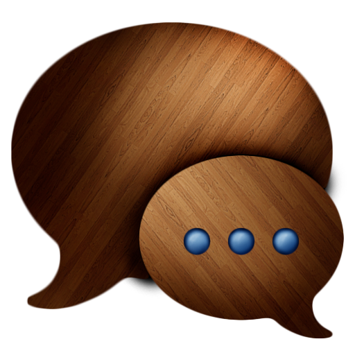 Messages, Wooden Icon