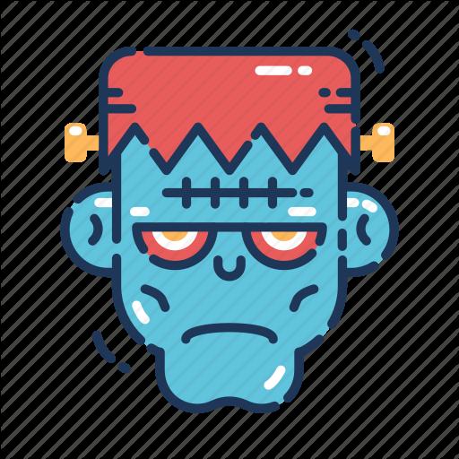 Creature, Dead, Frankenstein, Goth, Halloween, Horror, Monster Icon