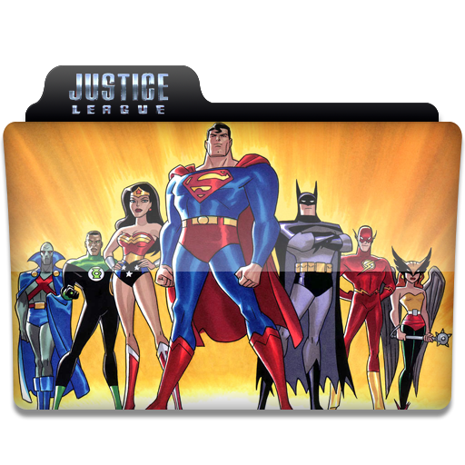 Icon Justice League Images