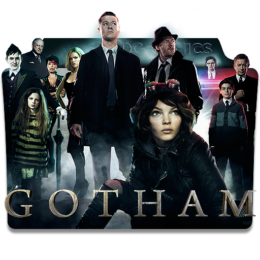 Folder Gotham