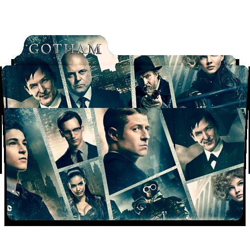 Gotham Folder Icon