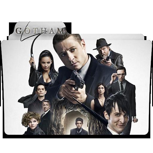Gotham Season Folder Icon
