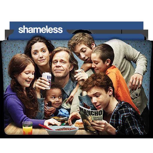 Shameless Tv Series Folder Icon