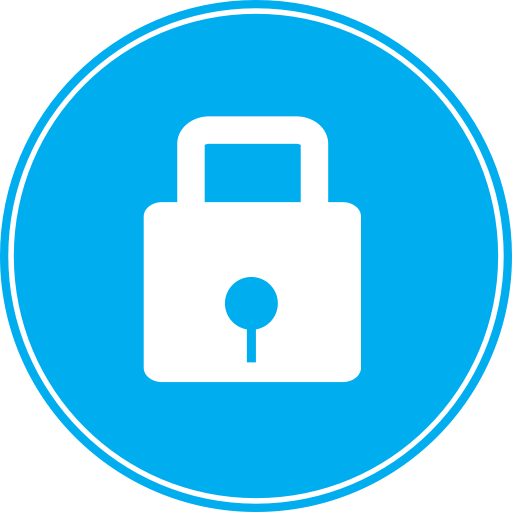 Blue Safety Icon Images