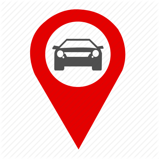 Car, Car Park, Gear, Gps, Map, Park, Traffic Icon