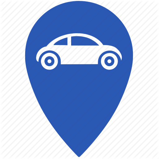 Car, Geo, Gps, Location, Place, Point Icon