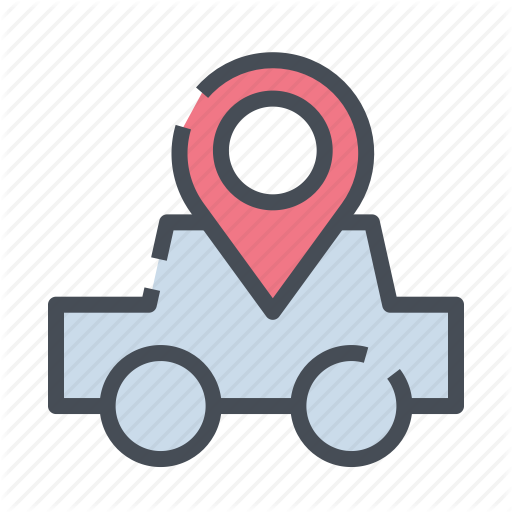 Car, Gps, Navigation Icon