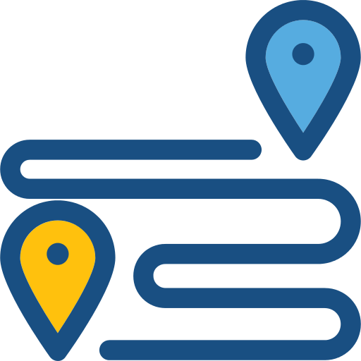Route Gps Png Icon
