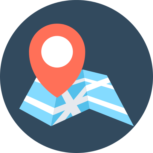 Map Gps Png Icon