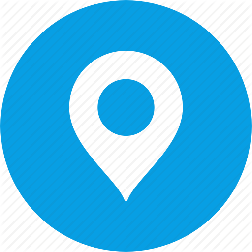 Circle, Gps, Location, Map, Marker, Pin, Place Icon
