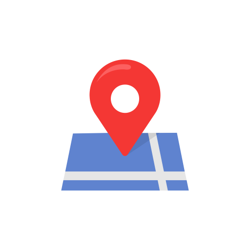 Map, Gps, Location, Place Icon
