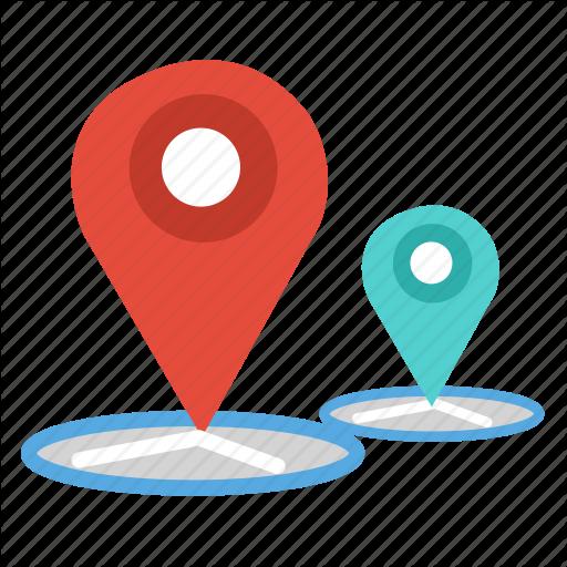 Car, Car Park, Drive, Gps, Map, Navigator Icon