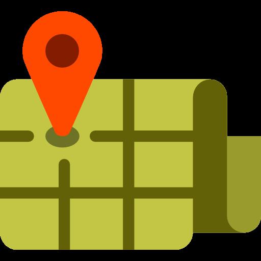 Map, Gps, Pn