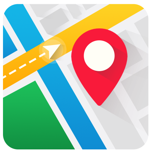 Real Time Gps, Maps, Routes, Direction And Traffic Apk