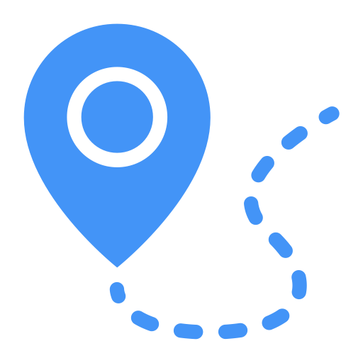 Tracking, Gps Tracking, Product Location Icon With Png And Vector