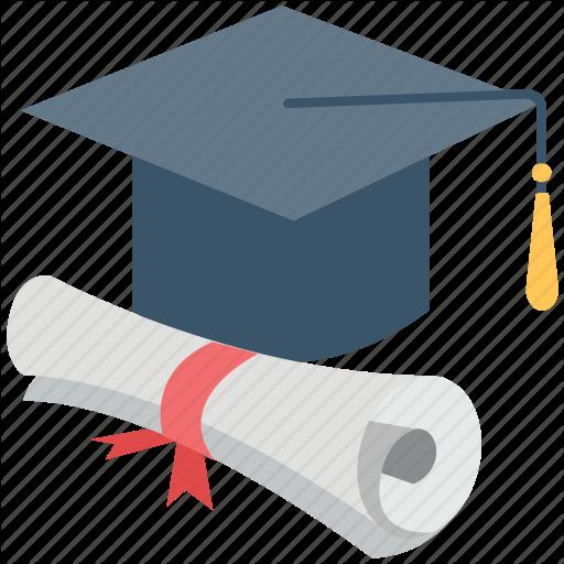 Certificate, Deed, Degree, Graduate, Graduation, Graduation Cap
