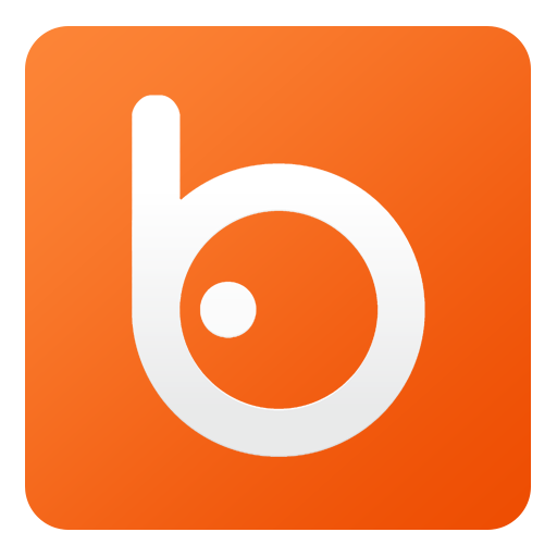 Badoo Icon Flat Gradient Social Iconset Limav