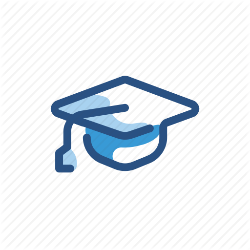 Cap, Diploma, Education, Educational, Graduation Icon