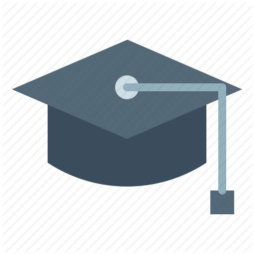 Cap, Education, Graduate, Graduation Icon