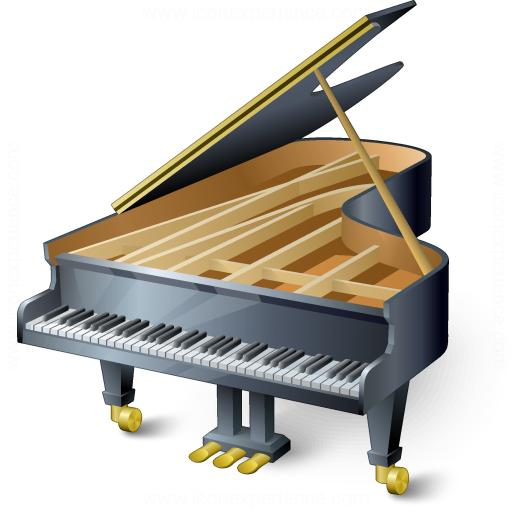 Iconexperience V Collection Grand Piano Icon