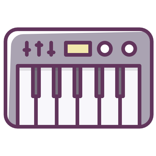 Piano Icon Free Of Device Icons