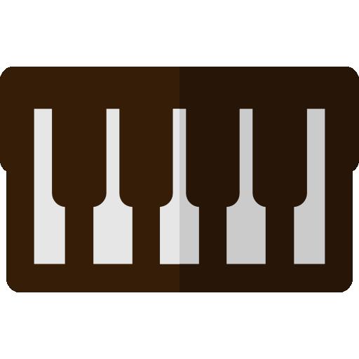 Piano, Media, Music, Concert, Grand Piano, Multimedia Icon