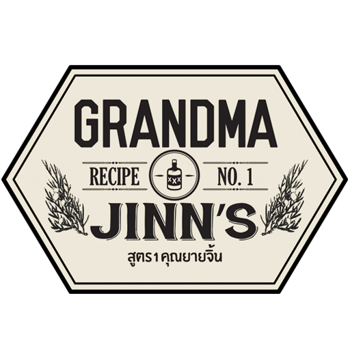 Grandma Jinn Hand Crafted Gin Distilled In Thailand