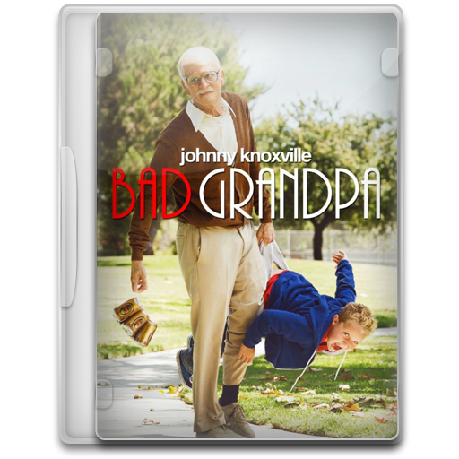 Bad Grandpa Icon Movie Mega Pack Iconset