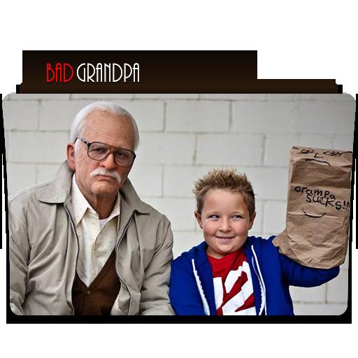Bad Grandpa Folder Icon