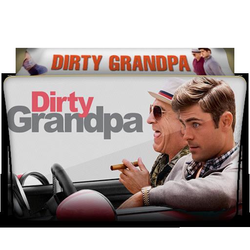 Dirty Grandpa Folder Icon