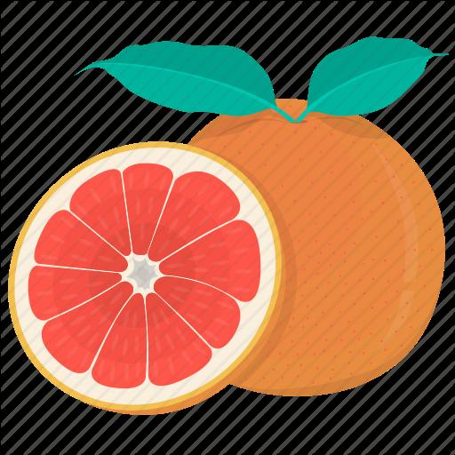 Citrus, Food, Fruit, Grapefruit, Kitchen, Meal, Plant Icon