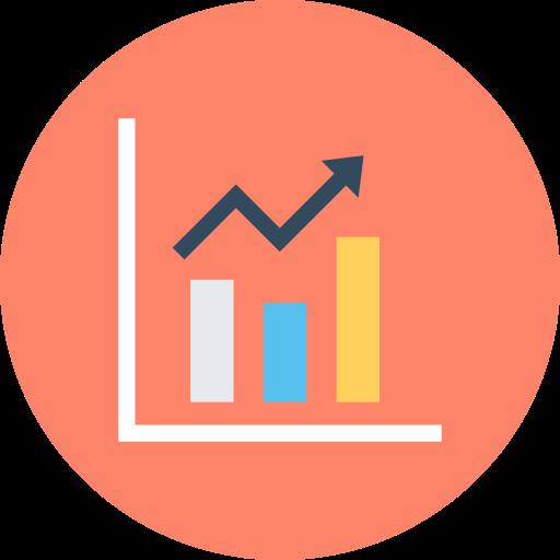 Bar Chart Bar Graph Png Icon