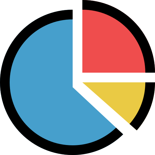 Pie Chart, Chart Pie, Graph Icon Png And Vector For Free Download