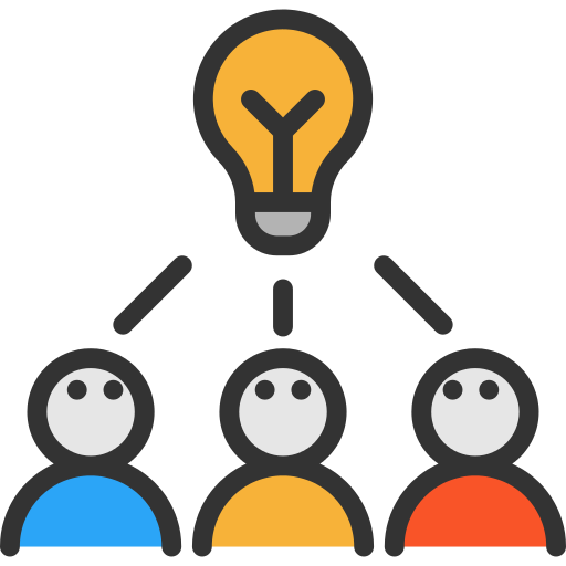 Brainstorm Think Png Icon