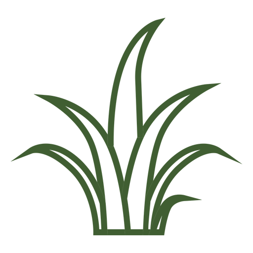Simple Grass Icon