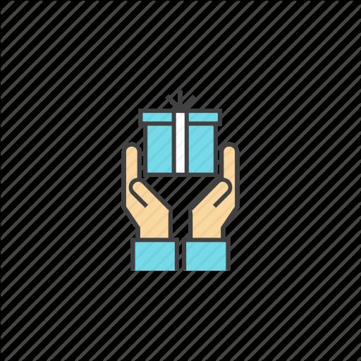 Birthday, Box, Christmas, Gift, Giving, Ribbon, Shopping Icon