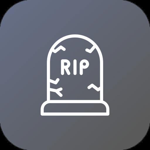 Funeral, Death, Gravestone, Halloween, Rip, Grave